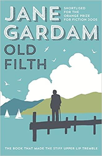 Image result for Old Filth book cover