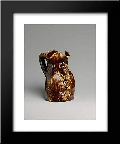Lyman, Fenton & Co. - 15x18 Framed Museum Art Print- Toby Jug