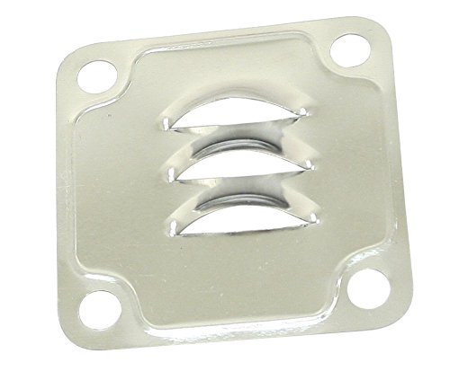 - Empi Deflector Plate, Gasket Generator Support VW T-1 60-79, GHIA 60-74, T-2 63-71, T-3 64-73