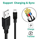 2 Pack 10ft PS3 Controller Charging Cable,SCOVEE