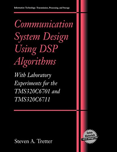 Storage Information (Communication System Design Using DSP Algorithms: With Laboratory Experiments for the TMS320C6701 and TMS320C6711 (Information Technology: Transmission, Processing and Storage))