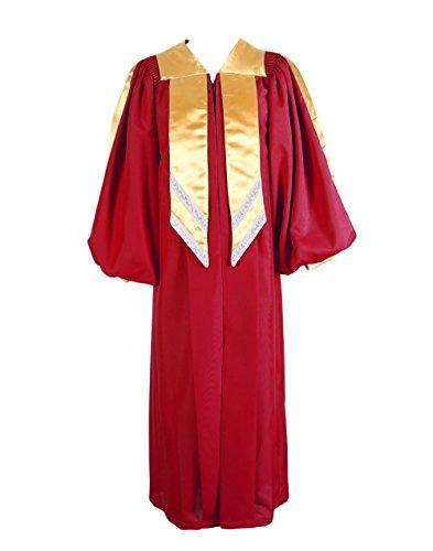 2' Wide Cuff - GraduationService High Qualitity Crescendo Choir Robe Unisex