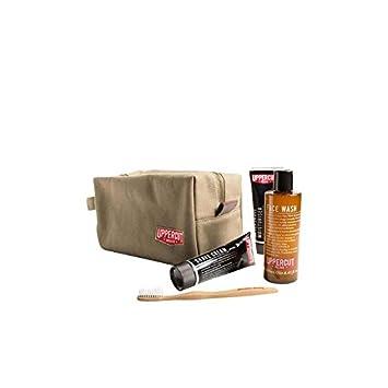 970b19715c34 Uppercut Deluxe Men's Kit - Wash Bag Filled (Pack of 6): Amazon.co ...