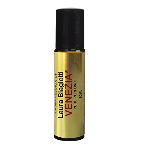 Perfume Studio IMPRESSION Perfume Oil; SIMILAR Fragrance Accords to{_VENIZIA-} Women Parfum - 100% Pure Undiluted, No Alcohol Premium Oil (Perfume Oil VERSION/TYPE; Not Original Brand)