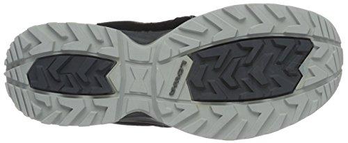 Lowa Innox Evo Gtx Qc, Zapatos de Low Rise Senderismo para Mujer Negro (schwarz/lila)
