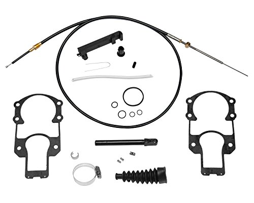 Sierra International 18-2603E Marine Lower Shift Cable Kit for Mercruiser Stern Drive ()