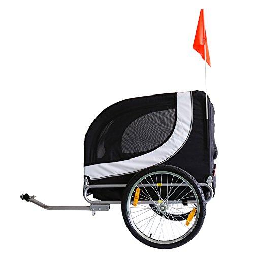 Peach Tree Large Pet Bike Trailer/Jogger Kit Dog Bicycle Car
