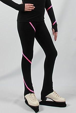 Et Artistique Sports Sur Patinage Loisirs Pantalon Le Emza FgwHYH