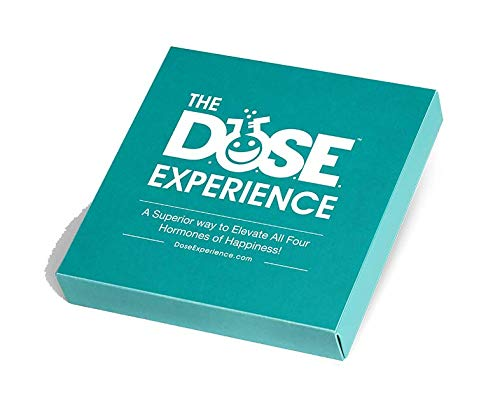 Elevacity 6 D.O.S.E. Sample Experience - A Superior Way to Elevate All Four Hormones of Happiness!