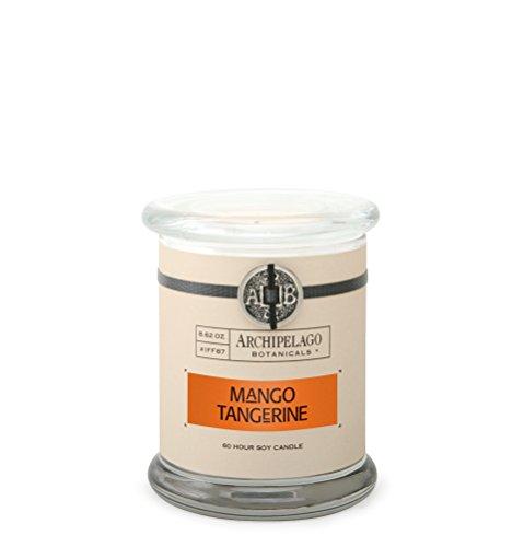 (Archipelago Botanicals, Candle Jar Mango)