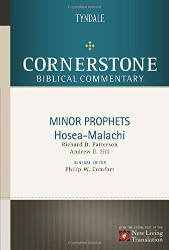 Download Minor Prophets: Hosea through Malachi (Cornerstone Biblical Commentary) PDF