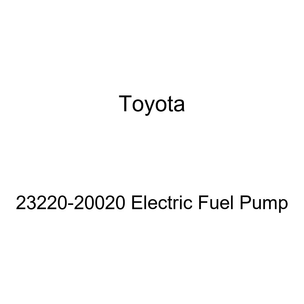 Toyota 23220-20020 Electric Fuel Pump