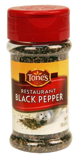 Tone's Pepper, Black Restaurant, - Restaurant Pepper Black