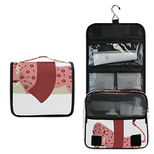 - Makeup Bag J For Jaguar Toiletry Bag Travel Cosmetic Organizer Waterproof Wash Bag for Men Women