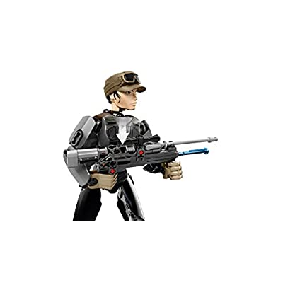 LEGO Star Wars 75119 - Sergeant Jyn ErsoTM: Toys & Games