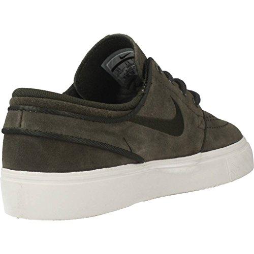 Nike Unisex-Erwachsene Stefan Janoski (GS) Sneaker schwarz