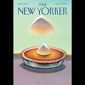 The New Yorker, November 23, 2009 (John Colapinto, Evan Osnos, Calvin Trillin) Periodical
