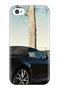 For Iphone 4/4s Tpu Phone Case Cover(aston Martin V8 Vantage Roadster)