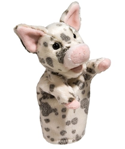 Douglas Cuddle Toys 12 Plush CLARICE the PIG HAND PUPPET