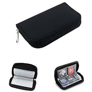 Link Depot Memory Card Carrying Case - Black