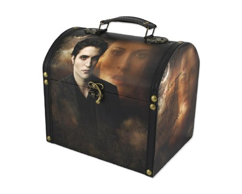 Twilight New Moon ''Edward and Bella'' Vintage Carrying Case by NECA