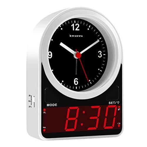digital analog clock - 2