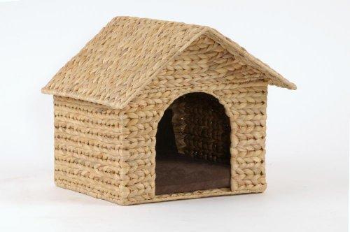 Silvio Design Katzenhaus, Katzenbett, Katzenhöhle, Wohnhaus Casa, Maße: ca. 40 x 43 x 36 cm