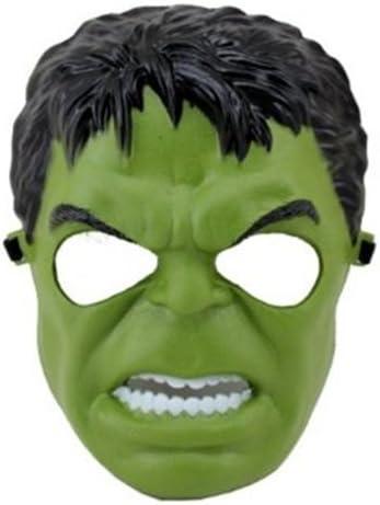 Sxgyubt Maschera Generica lIncredibile Hulk Maschera per Halloween Gioco di ruolo divertente Halloween Partito Decorazione