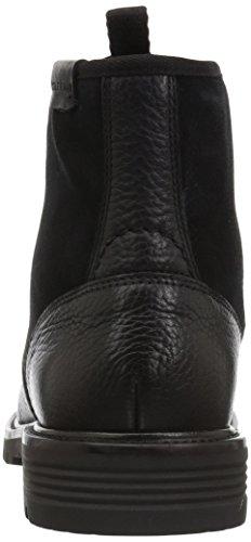 Cole Haan Hommes Grantland Plaine Toe Lace Up Wp Mode Boot Noir Wp