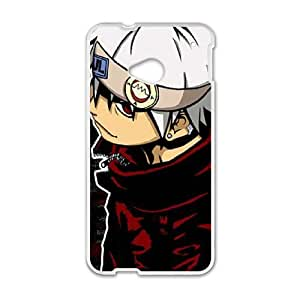 HTC One M7 Cell Phone Case White SOUL EATER C2C8R