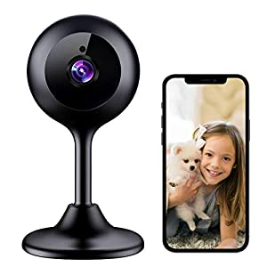 Flashandfocus.com 41vYB6%2B4f%2BL._SS300_ 【New Version】 MECO WiFi IP Camera 1080P HD Home Security Nanny Camera with Night Vision, Sound & Motion Detection, 2-Way…