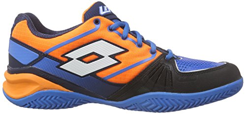 Fl Fant Clay de Moo Bleu Tennis Chaussures Blu Blau Stratosphere Homme Lotto RwqP11