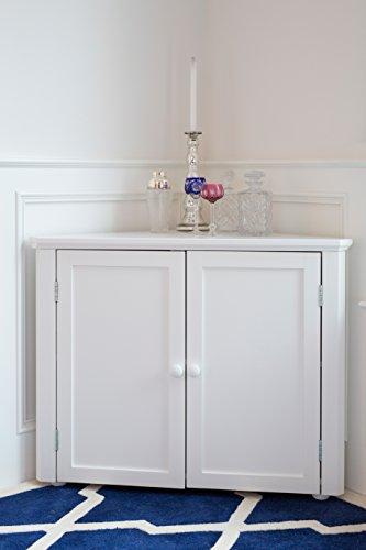 Craft 14-1201-002 Corner Cabinet, (Birch Corner Cabinet)