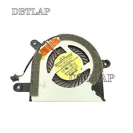 DBTLAP Nuevo Ventilador de la CPU del Ordenador portátil para LG gram 15 15ZD960-GX70K