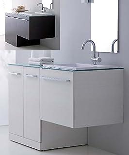 Dafnedesign.Com - Mobile Lavanderia lavatoio Porta Lavatrice con ...