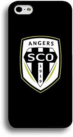 The Angers Sco Logo Phone Coque,Angers Sco Cover Phone Coque ...