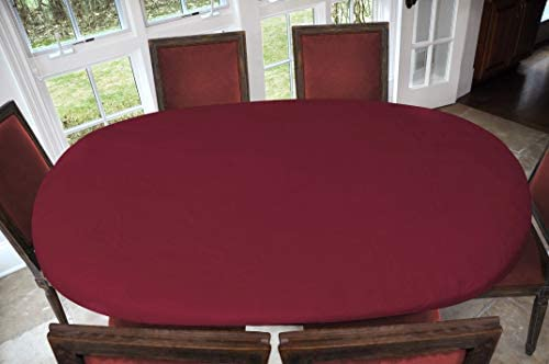 Top 10 Best oval table cloth Reviews