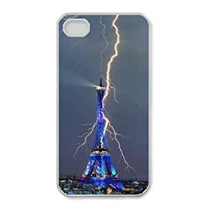 Paris Eiffel Tower For iPhone 4,4S Phone Cases NDG615235