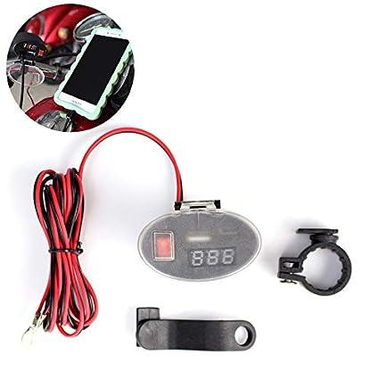 LWYANG PD 5-32V 3.1A Coche eléctrico Moto E-bike Cargador de ...