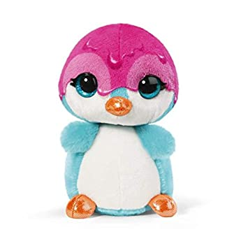 NICI - Pingüino Deezy Crazy, Peluche, 16 cm (38448)