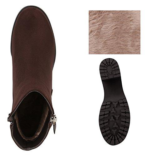 Japado - Botas clásicas Mujer marrón