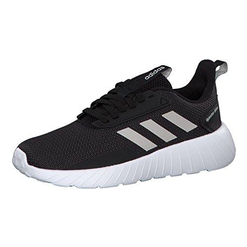adidas Questar Drive K, Zapatillas de Deporte Unisex Niños Negro (Negbas / Griuno / Carbon 000)