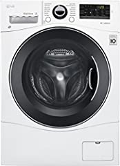 "2.3 cu. ft. Large Capacity 24"" Compact All-In-One Washer/Dryer Combo Plugs into 110Volt and it is Ventless *2.3 cu. ft. Capacity *Ventless Condensing Drying *6Motion Technology *TubClean Cycle *SmartDiagnosis"