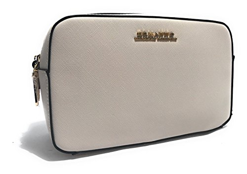 BORSA DONNA ERMANNO SCERVINO CAMERA BAG MOD ANYA BIANCO PANNA BS17ES03