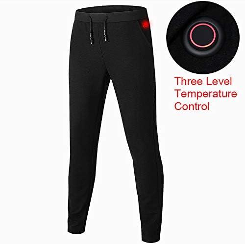 Amazon.com: Mohui - Pantalones calientes para hombre, para ...