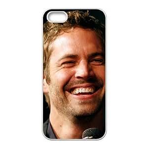 iPhone 5 5s Case Covers White Diy Paul Walker A2NU