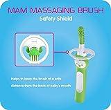 MAM Massaging Brush, Baby Toothbrush and Gum