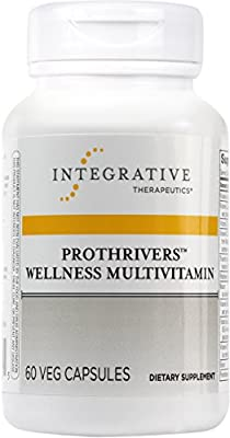 Integrative Therapeutics Prothrivers Wellness Multivitamin, 60 Count