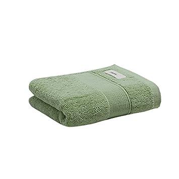 Puro Algodón Lavar La Cara Adulto Amantes Cara Toalla Baño Hogar, 35 * 76Cm,Verde: Amazon.es: Hogar