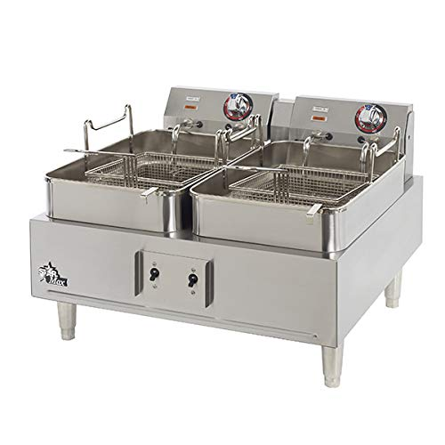 Star 530TF Star-Max 30 lb. Countertop Electric Fryer